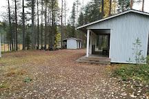 Hiidenportti National Park, Sotkamo, Finland