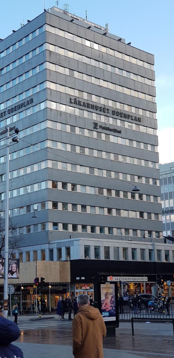 läkarhuset odenplan stockholm