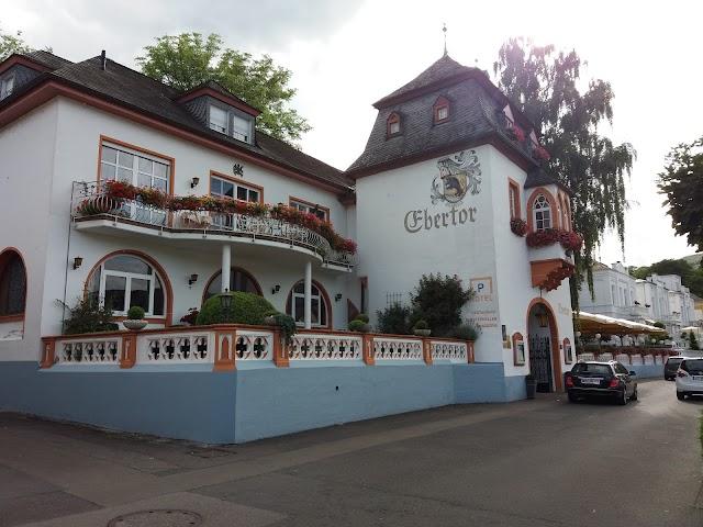 Das Ebertor - Hotel & Hostel