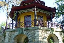 Le Pavillon Chinois, L'Isle-Adam, France