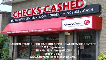 Garden State Check Cashing Services Inc Payday Loans Picture