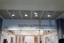Alfredo Mesquita Theater, Sao Paulo, Brazil