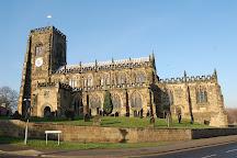 St Mary's Church Thirkgate, Thirsk, United Kingdom