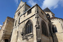 Cathedrale Saint Maclou, Pontoise, France