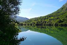 Embalse de Valdemurrio, Barzana, Spain