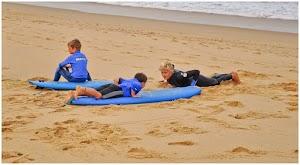 Ecole de surf / Loulou surf school