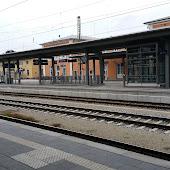 Железнодорожная станция  Passau Hbf