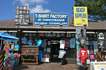 T Shirt Factory, Chincoteague Island, United States