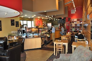 Crimson Cup Coffee Shop - Clintonville