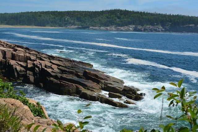 Ocean Path Trailhead