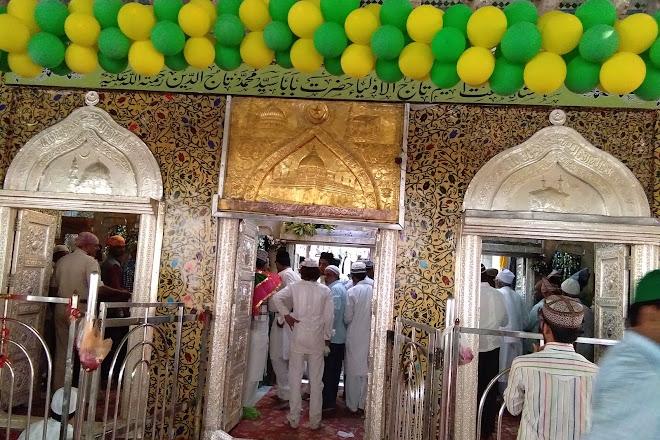 Visit Hazrat Baba Tajjuddin Dargah on your trip to Nagpur or