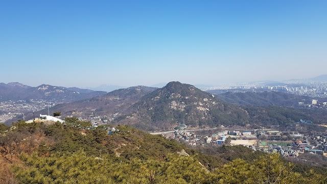 Inwangsan Peak