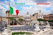 Shuttle Limousine Rome Tours, Rome, Italy