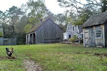 Coggeshall Farm Museum, Bristol, United States