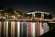 Magere Brug, Amsterdam, The Netherlands