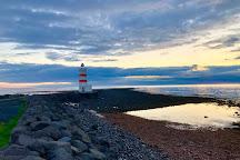 Faro de Gardur, Gardur, Iceland