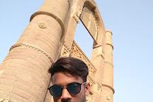 Badal Mahal Gate, Chanderi, India
