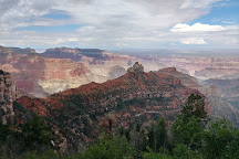North Rim Visitor Center, Grand Canyon National Park, United States