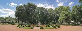 Губернаторский сад на фото Ярославля