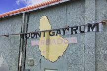 Mount Gay Visitor Centre, Bridgetown, Barbados