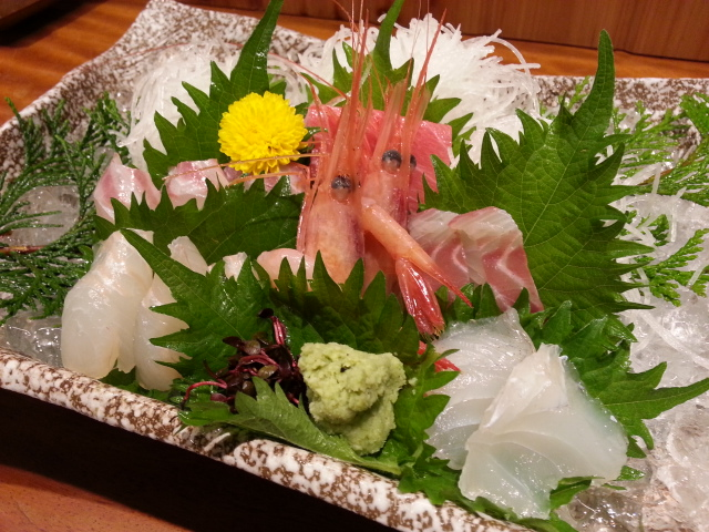 和食は「季節の味 味処 千里」