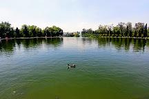 Lago del Bosque de Chapultepec, Mexico City, Mexico