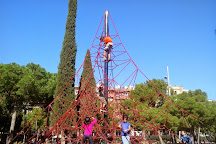Park of Joan Miro, Barcelona, Spain