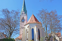 St. Mang-Kirche, Kempten, Germany