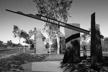 John Flynn's Grave Historical Reserve, Alice Springs, Australia