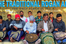 Traditional Rogan Art, Bhuj, India