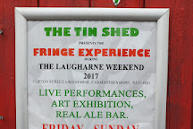 Tin Shed Experience, Laugharne, United Kingdom
