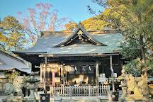 Kozaki Shrine, Kozaki-machi, Japan