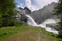 Krimml Falls (Krimmler Wasserfalle), Krimml, Austria