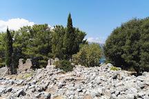 Sami Acropolis, Sami, Greece