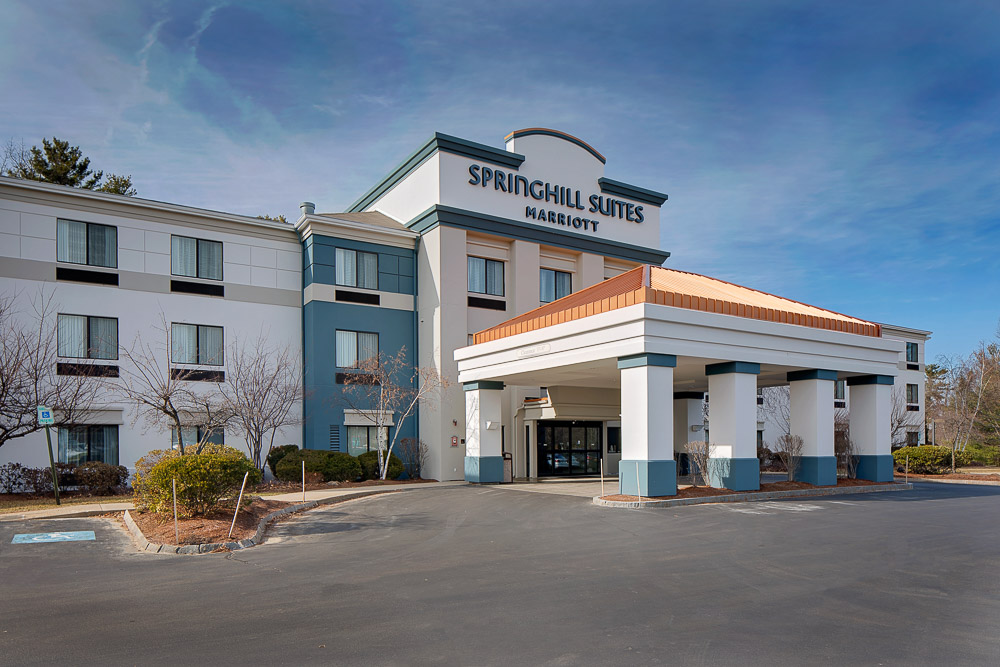 Springhill Suites by Marriott Manchester Airport