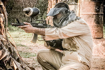 Milsim Goa Paintball, Nuvem, India