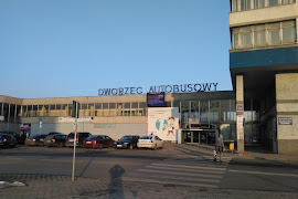 Автобусная станция   Olsztyn Central Bus Station
