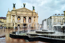 Lviv National Academic Opera and Ballet Theatre, Lviv, Ukraine