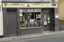 The Cheese Room Deli, Conwy, United Kingdom