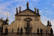 Church of St. Salvator, Prague, Czech Republic