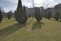 Geschichtspark Zellengefangnis Moabit, Berlin, Germany