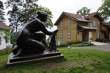 Ekebergparken, Oslo, Norway
