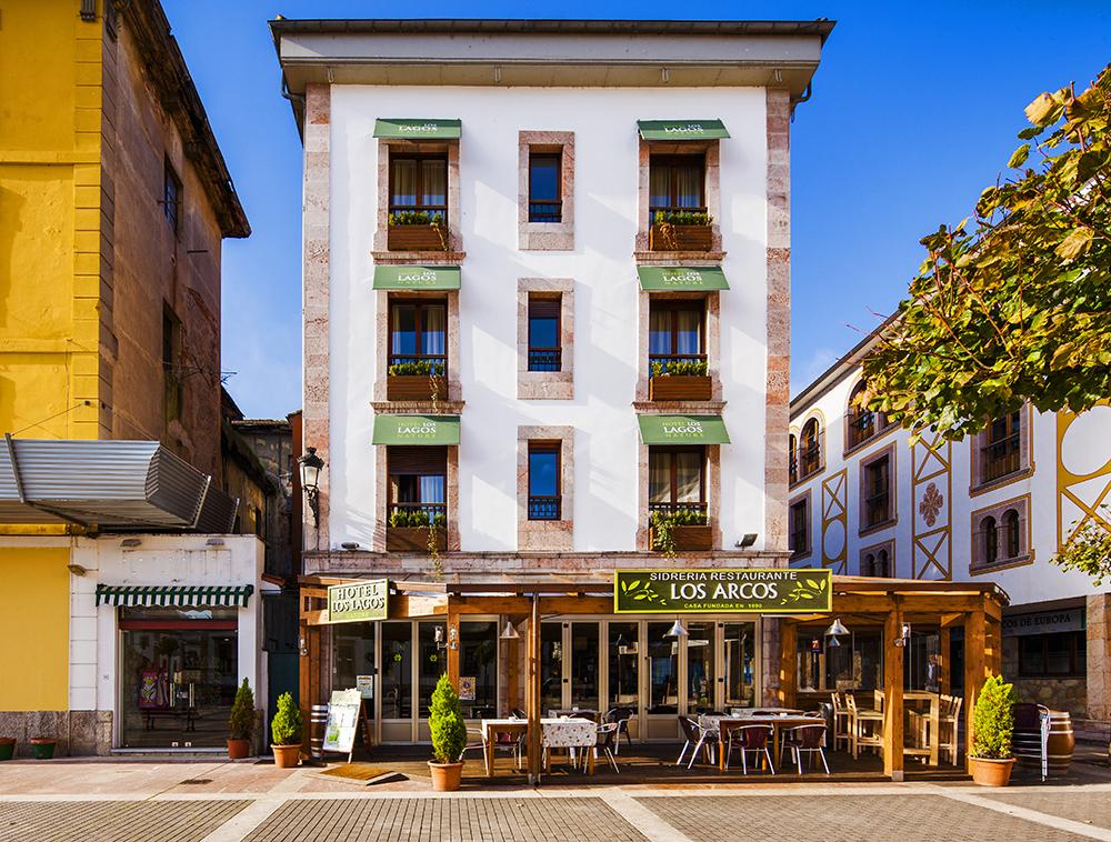Los Arcos Restaurante