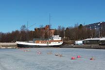 Hietasaaren uimaranta, Vaasa, Finland
