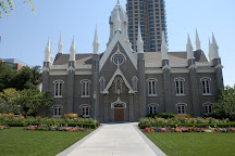 Temple Square, Salt Lake City, United States