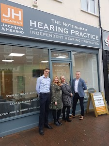 The Nottingham Hearing Practice (Nottingham Hearing Centre in Beeston)