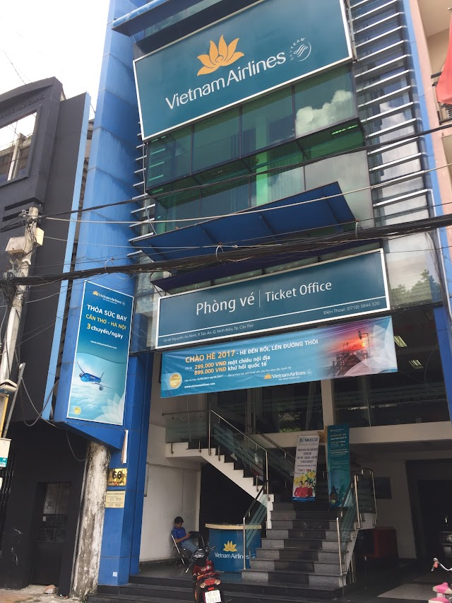 Vietnam Airlines Ticket Office