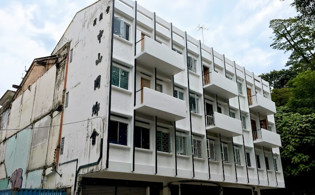 OUR ArtProjects @ The Zhongshan Building