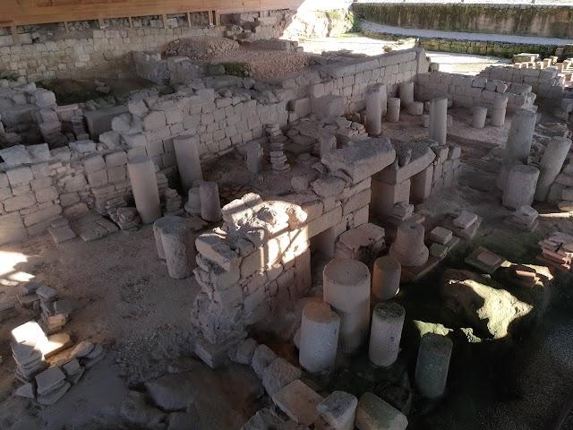 Roman Baths of Alto da Cividade