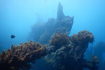 Japanese Ship Wreck Point, Amed, Indonesia